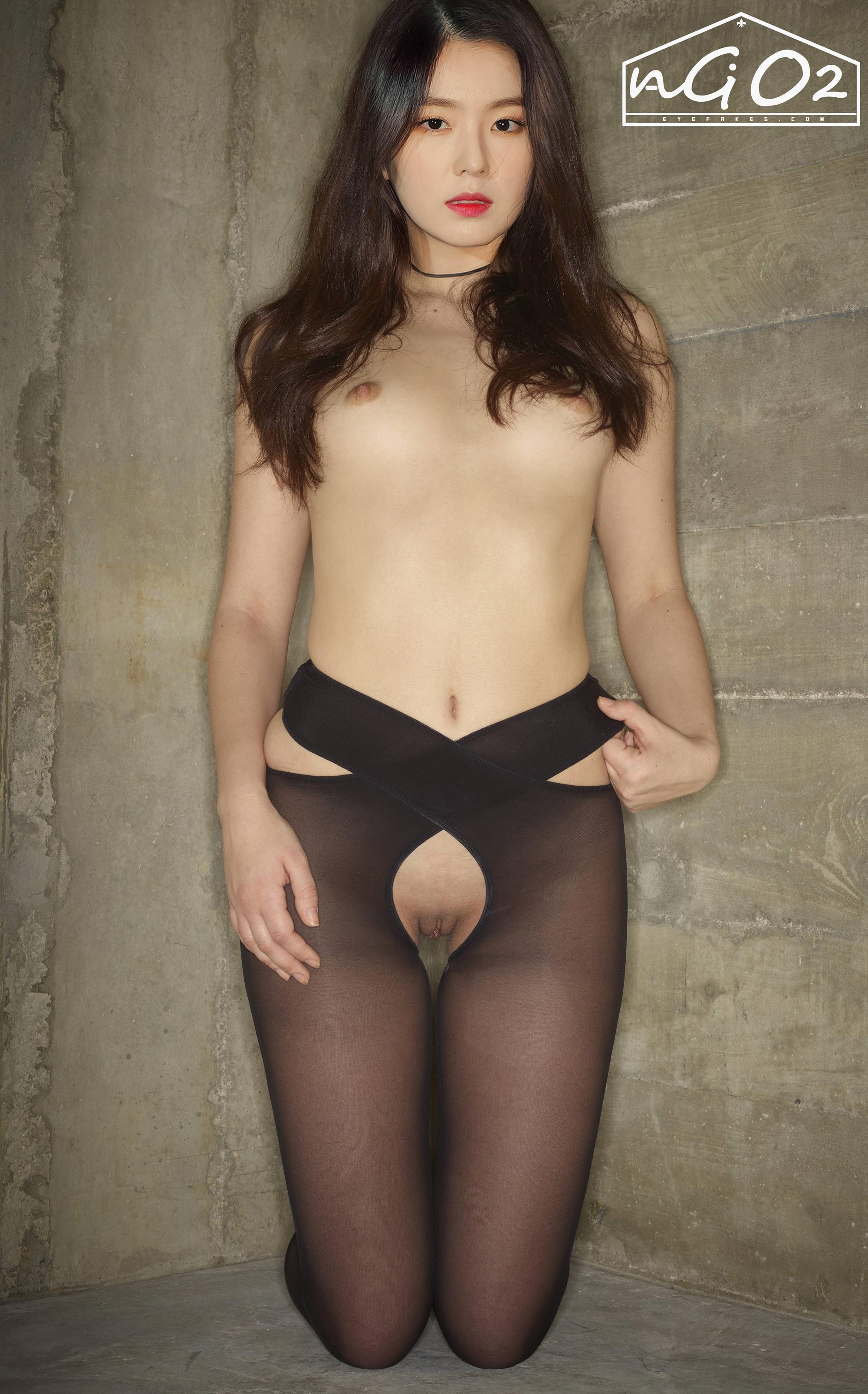 Irene fake  nude