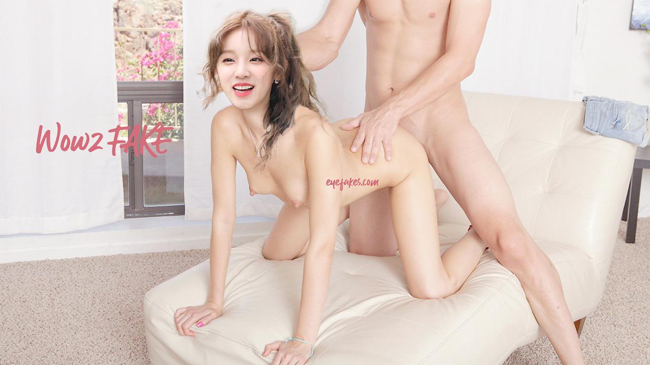 Hot fake snsd yuri kpop nude