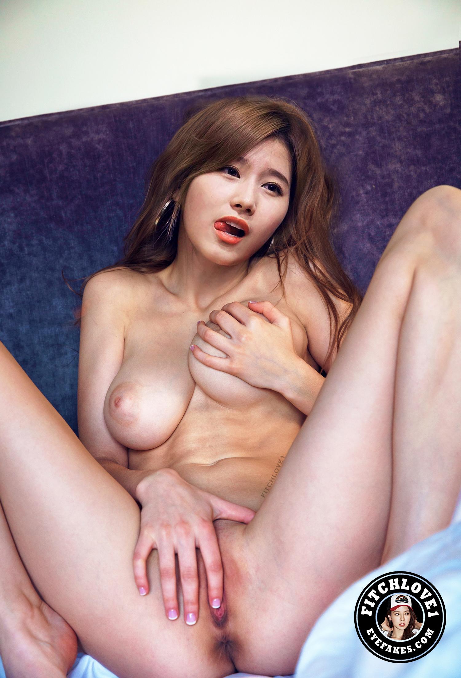 twice eyefakes.net TZUYU fake nude 6